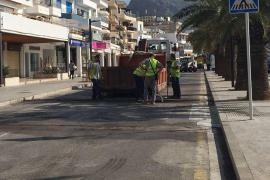 Junts se vuelve a quedar solo y no saca adelante las obras del Port de Pollença