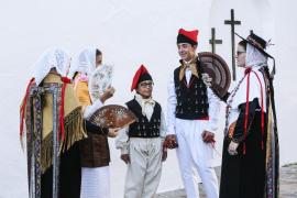 Sant Antoni celebra el día de Sant Bartomeu