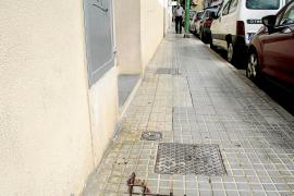 La Policía Local detiene a un hombre por dejar inconsciente a golpes a su pareja en Palma