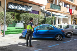 Operación policial contra la explotación sexual en ses Figueretes