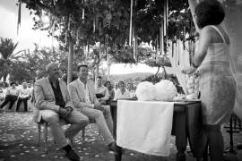 Miquel Ensenyat felicita en Facebook a su marido por su tercer aniversario de boda