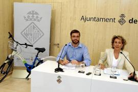 Cort cree que la bici pública logrará un millón de usuarios en su primera fase