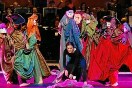 Títeres, danza y la Orquestra Simfònica, para un 'Romeo y Julieta' familiar
