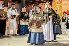 El día de Sant Bartomeu, Enzo, Carla, Xicu, Jordi y Joan