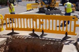 Una avería puede provocar cortes de agua en algunas zonas de Palma