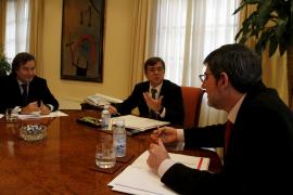 El ministro José Blanco prevé que Balears tenga aeropuertos singulares para mejorar su gestión