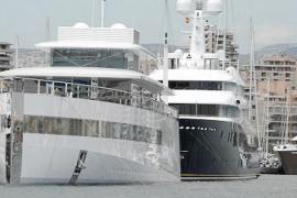 Balears quita este verano los yates de gran lujo a Mónaco y Croacia