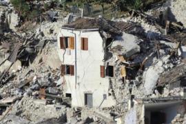 Nuevas réplicas del terremoto en el centro de Italia
