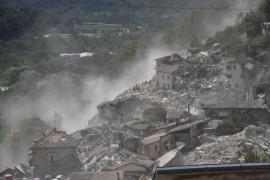 Asciende a 290 el número de muertos por el terremoto en Italia