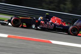 Sainz dice que estando a un segundo por vuelta «tendrían que pasar muchas cosas» para puntuar