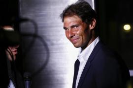 Rafael Nadal asegura que está «bien, con el cuerpo recuperado»