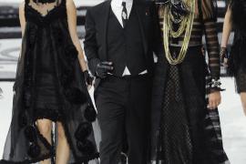 German designer Lagerfeld