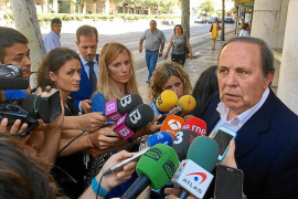 Rodríguez se desvincula de los cargos que Isern nombró en la Policía Local de Palma