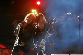 Europe reina en el festival Rock in Palma con los 'hits' de su repertorio