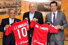 Air Europa y Real Mallorca renuevan su colaboración