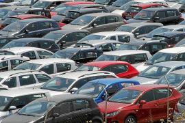 Palma, entre las ciudades europeas en las que más coches se han alquilado este verano