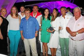 Cena solidaria de la Orden de Malta en el Club de Mar