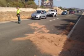 Cuatro miembros de una misma familia mueren en accidente en Santa Margalida