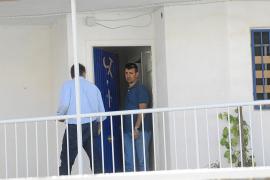 La Guardia Civil analiza el ordenador del hombre que murió en Santa Ponça
