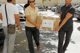 El ex encargado del catering de Turisme cobró con facturas firmadas por su mujer