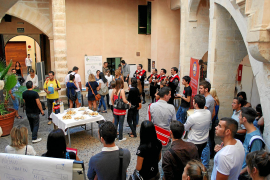Jornada de acogida de nuevos alumnos de la Escuela de Turismo
