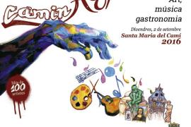 'CaminArt', arte, música y gastronomía en Santa Maria del Camí