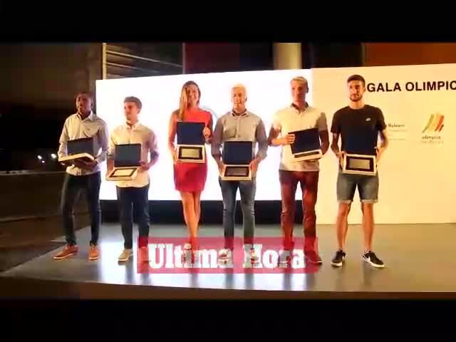 Balears agasaja a sus olímpicos