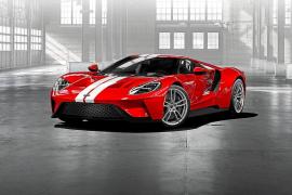 Ford Performance amplía la producción del nuevo GT