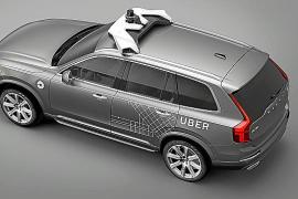 Volvo y Uber, unidos en la conducción autónoma