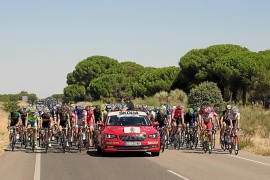 Skoda, vehículo oficial de la Vuelta Ciclista a España