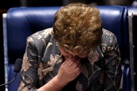 El Senado brasileño destituye a Rousseff y confirma como presidente a Michel Temer