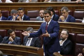 Rivera deja claro que no se fía de Rajoy y le advierte de que está en manos de la oposición