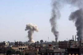Al menos 16 muertos en los últimos bombardeos de la coalición liderada por Arabia Saudí en Yemen
