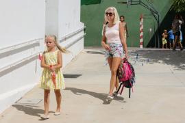 Jornada de puertas abiertas en las escuelas de verano de Sant Antoni