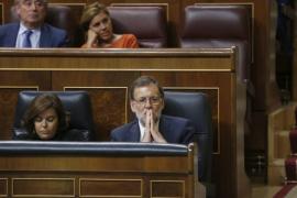 ¿Qué pasa si Rajoy no es investido presidente este viernes?