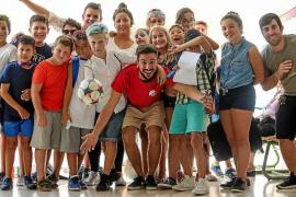 Más de 300 niños dicen adiós a las escuelas de verano de Vila