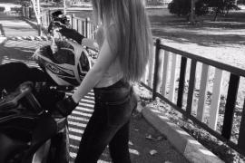 Un padre se suicida en el lugar donde su hija murió con la moto que él le regaló