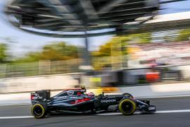 Alonso marca unos buenos libres en Monza pese a tener problemas mecánicos