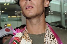 Nadal asegura que queda Federer para rato