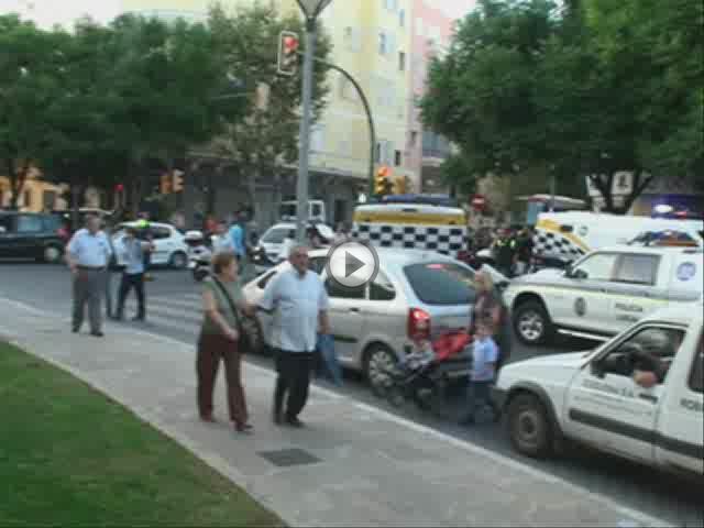 Un 'ajuste de cuentas' entre chinos en Pere Garau se salda con un herido grave