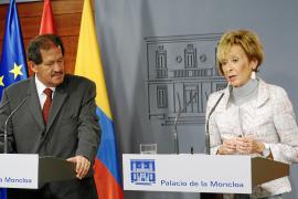 La policía interrogará a nueve ex miembros de las FARC sobre sus vínculos con ETA