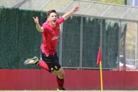 El Mallorca B derrota al Atlético Levante y se anota la primera victoria de la temporada