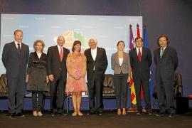 Miquel Fluxà critica a la clase política en la entrega de premios de la Cambra de Comerç