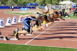 Calvià sólo ingresa 4.850 euros trimestrales por el alquiler de la pista de atletismo de Magaluf