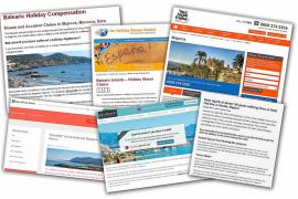Abogados británicos incitan a turistas a reclamar contra hoteles de Mallorca