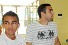 Ratinho y Joao Victor, pasión por el Mallorca y devoción por la Iglesia Evangelista