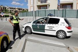 La Guardia Civil detiene en Lloseta al atracador de bancos de Consell y Es Figueral