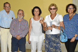 Presentación de una obra de Bartomeu Pastor sobre la historia de las viñas en Mallorca