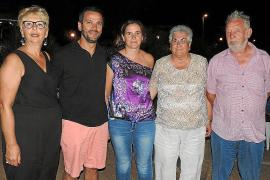 Cena de verano en el Club Nàutic de la Colònia de Sant Pere