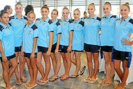 Homenaje a los olímpicos de Balears en el Palma Arena